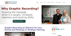 Shannon Parish, Graphic Recording