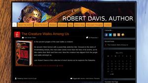Robert Davis, Author