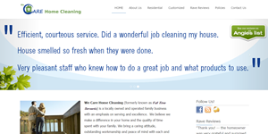 We Care Home Cleaning
