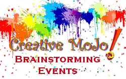Creative MoJo Brainstorming Events