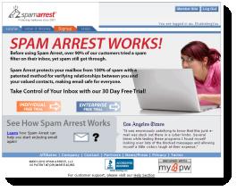 SpamArrest